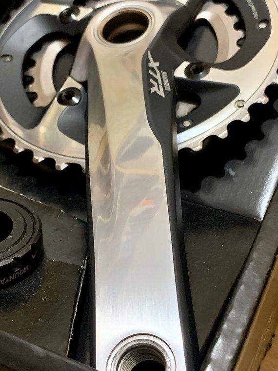 Shimano XTR FC-M985 175mm 40/28