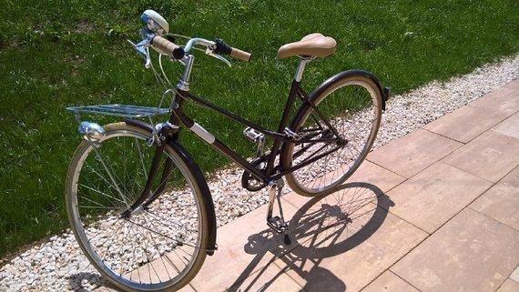 Creme Cycles Caferacer Lady Uno 3 Gang Damenrad (Größe M)