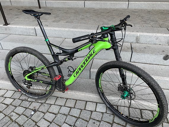 Cannondale Scalpel Si HiMod XL