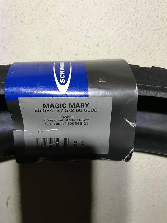 """Schwalbe 27,5"""" Magic Mary 2.6  Addix UltraSoft"""