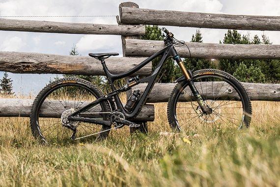 Ibis Cycles Ripmo 2018 / Trickstuff Diretissima!