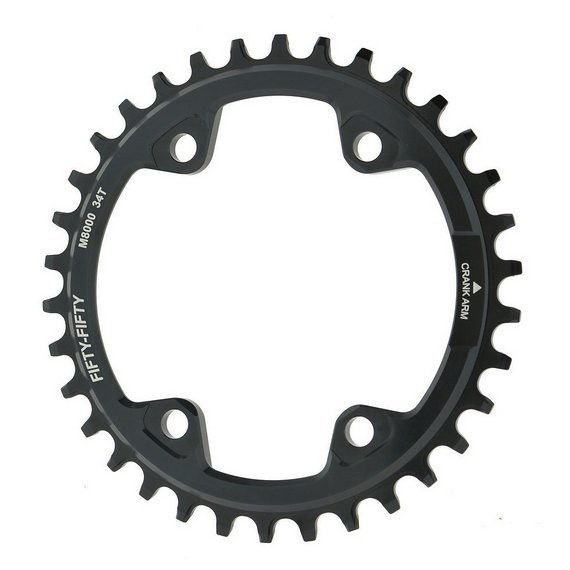 Fifty-Fifty Guide Ring Shimano M8000 30 Zähne