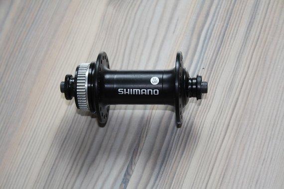 Shimano Nabe Vorderrad HBR-M35AL 36H Disc Centerlock