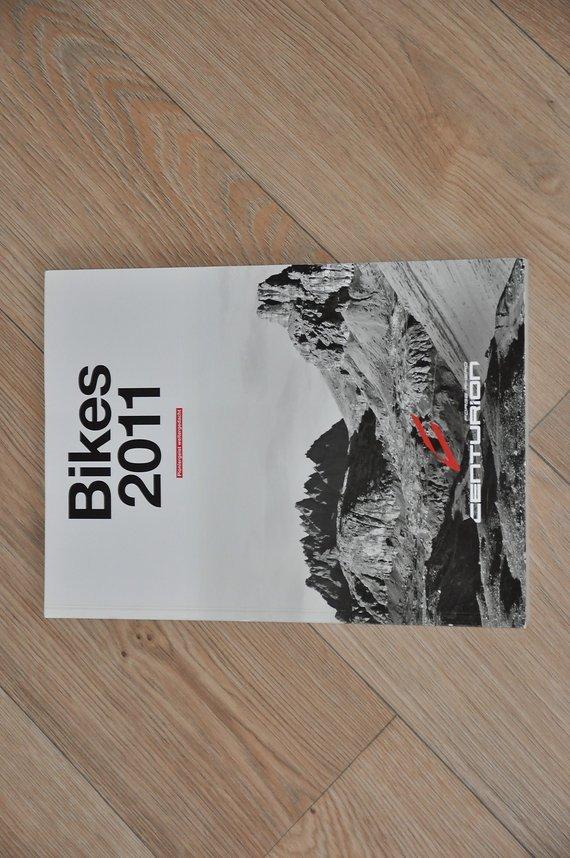 Centurion Bikes 2011, Katalog
