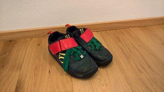 Five Ten Impact XVI 37,5 Damen Jugend Klick Flatpedal Schuh