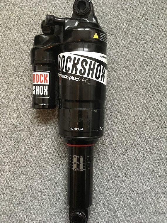 RockShox Rock Shox Monarch Plus RC3 Debon Air Tune M/L 216x63mm aus Nomad V3