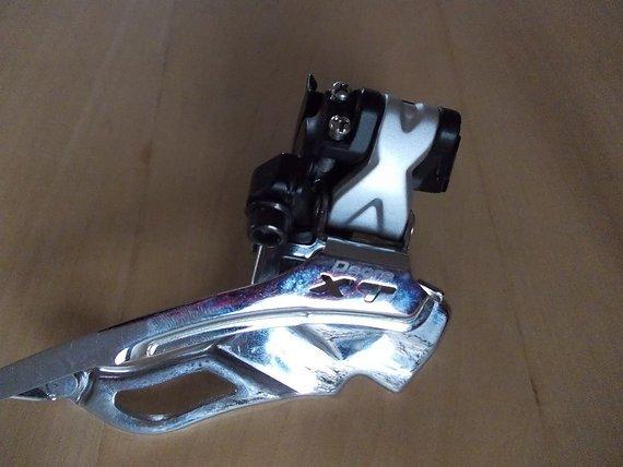 Shimano FD-M771 Umwerfer 3-Fach Down Swing