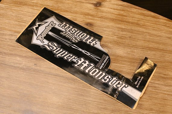 Marzocchi SUPER MONSTER Dekor **ORIGINAL!!!*
