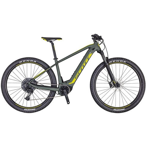 Scott Aspect eRide 930 Bike