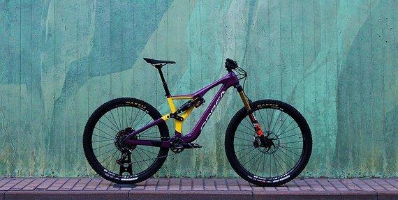 Orbea Rallon M-10 Fox Factory --- Testbike!!!