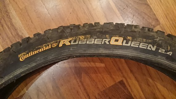 Continental Rubber Queen 2.4 - 26 Zoll