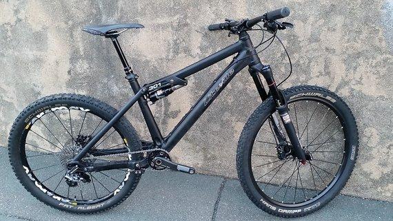 Liteville 301 Mk10 Gr. M Black Edition