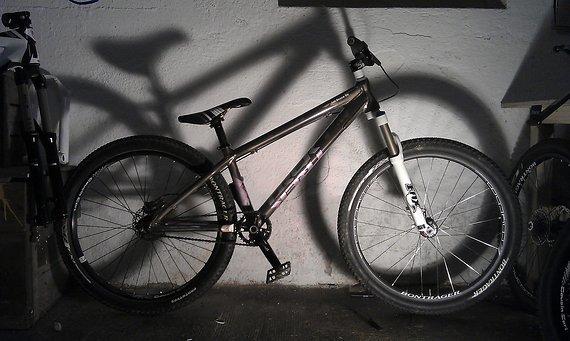 Trek Ticket Dirt Jump und Pumptrack bike