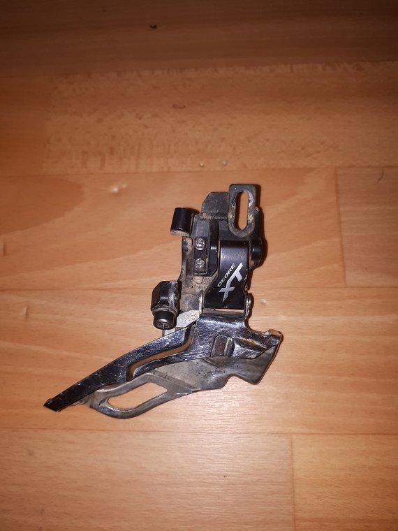 Shimano Umwerfer Shimano XT FD-M786-D-A 2 fach