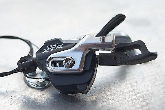 Shimano XTR SL-M980-B 2/3-fach Schalthebel