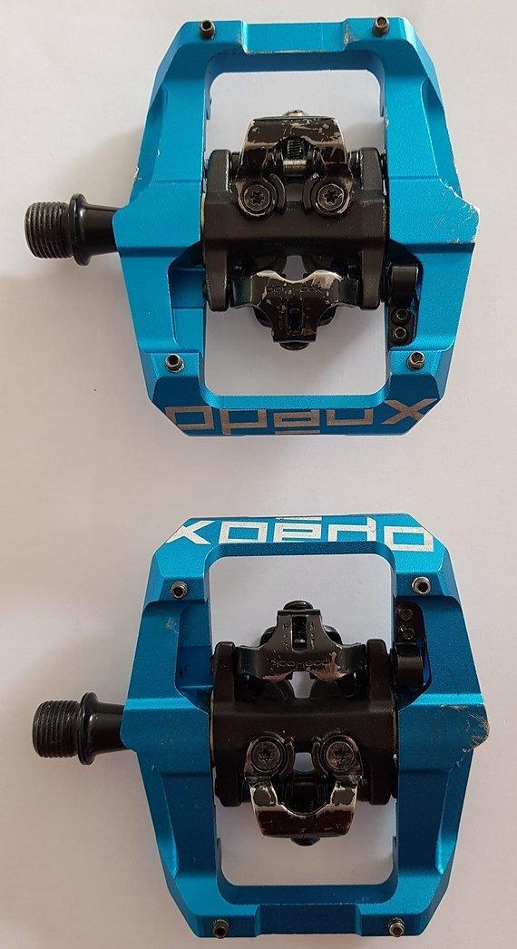 Xpedo GFX Klick Pedal