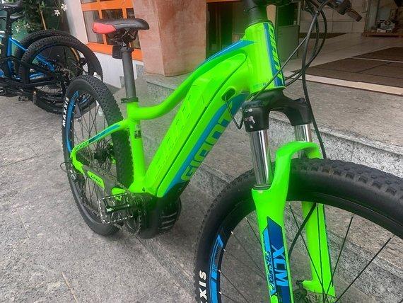 Giant Jugend E-Bike Fathom E+ Jr 2019
