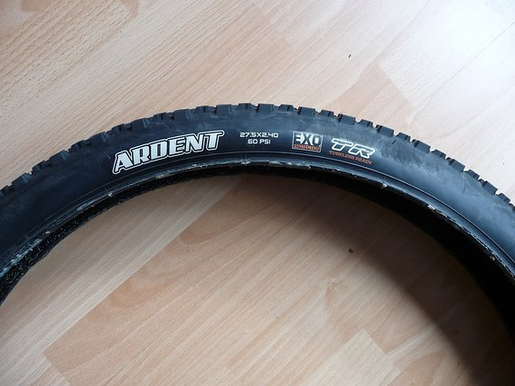 Maxxis ARDENT 27,5x2,4 EXO TR Dual