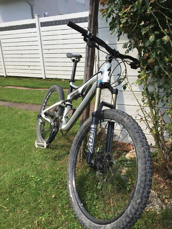 "Specialized Stumpjumper FSR Elite 26"" 2012, Größe M"