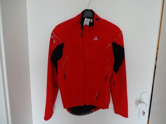 Adidas Softshell Jacke rot (Preisupdate)