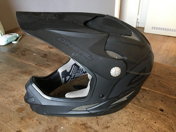O'Neal Fullface Helm Größe S