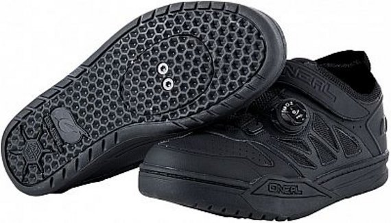 O'Neal SESSION SPD Schuh BLACK 37 38 39