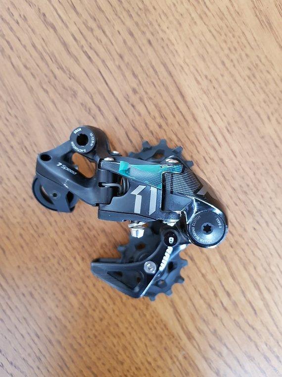 SRAM X01 7fach Schaltwerk Type 3