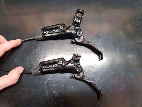 SRAM Guide RS VR+HR