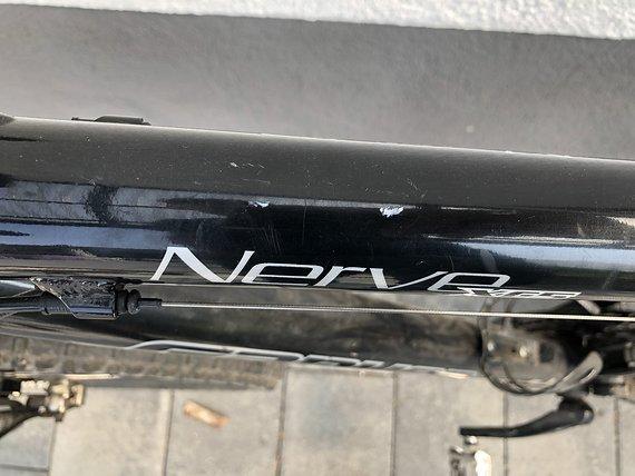 "Canyon Nerve XC 5.0 Fully XL 22"""
