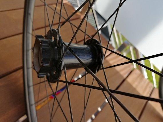 Enve M60 Carbon Laufradsatz Lefty 2.0 DT Swiss