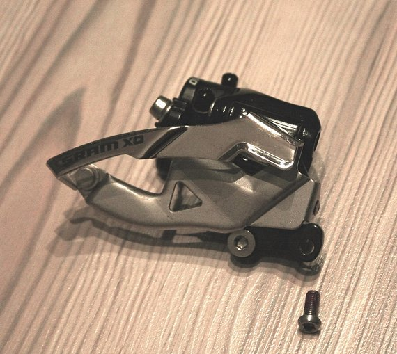 SRAM X0 Umwerfer Direct Mount S3 2x10 Bottom Pull