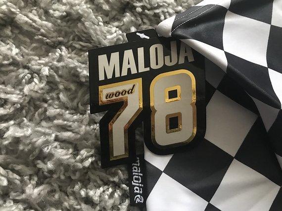 Maloja Shoecover Raceflag Neu!