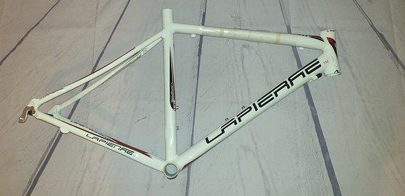 Lapierre R-Lite 300 Rennrad Rahmen Aluminium 49cm Neu