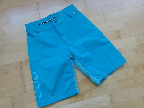 POC Freeride Shorts blau Gr. 28