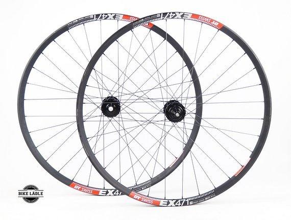 """DT Swiss EX 471 Laufradsatz 26"""" / 27,5"""" / 29"""" mit DT Swiss 350 Naben Boost 20/110mm / Bike-Lädle Laufradbau"""