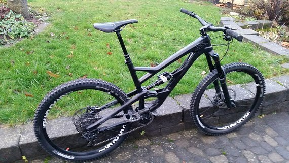 YT Industries CAPRA CF Comp 2016 L