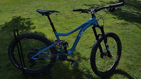 Giant Intrigue SX 2016 - M