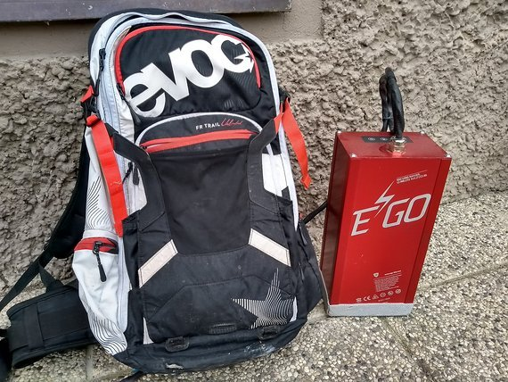 Yt Industries, Ego Kit Tues 2