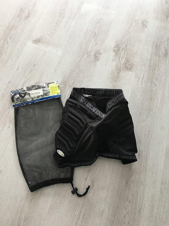 IXS Skid Pants Evo-II Lady Cicling Pad - NEU!!!