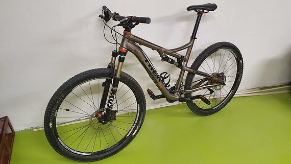 Trek Superfly 100 Elite 29 AL 21""