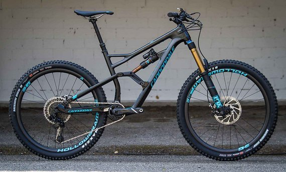 Cannondale Jekyll Carbon 1, Gr. S - 2018, NEU