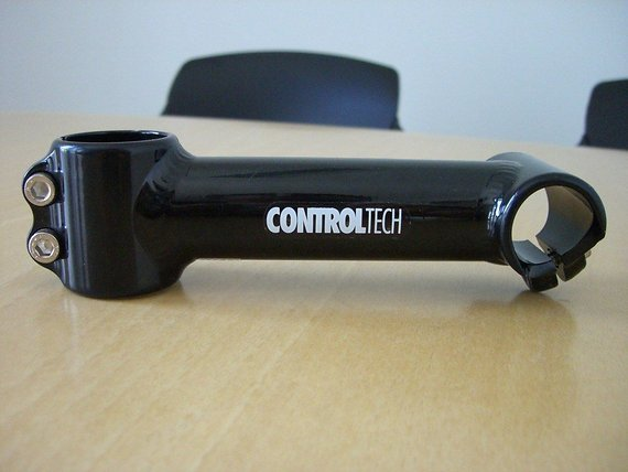 "Controltech 1 1/4"" 135mm 0° USA-Import NOS"
