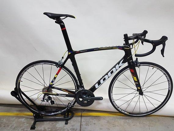 Look 17 695 UD ZR Shimano Ultegra Aks Pro Team L