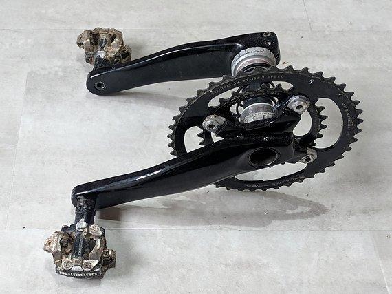Shimano Deore XT FC-M760