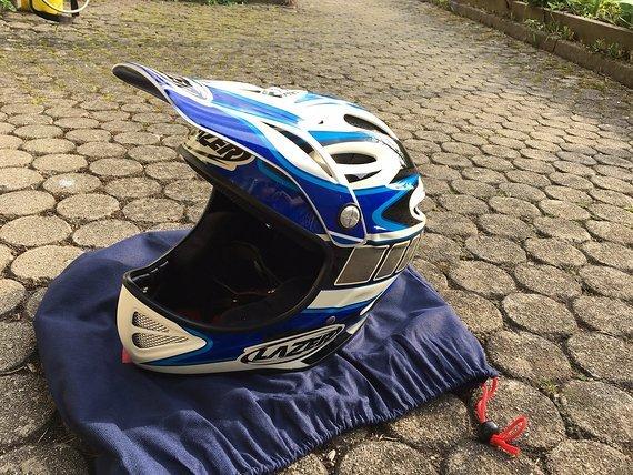 Lazer Factory Rider DH Helm - NEU