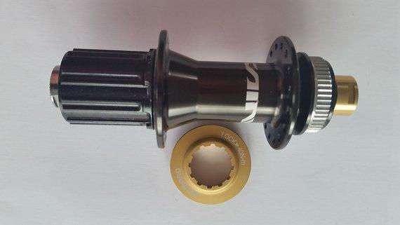 Shimano Saint HR-Nabe FH-M820 Disc Center Lock für 10 mm Steckachse