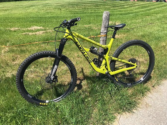 Santa Cruz Hightower LT CC 2018 Gr. XL
