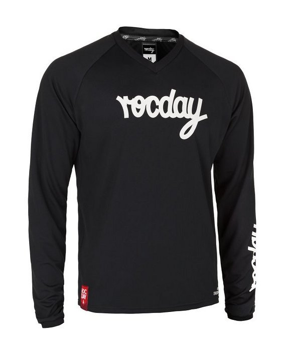 Rocday EVO Jersey SANITIZED®, Black, Gr. L