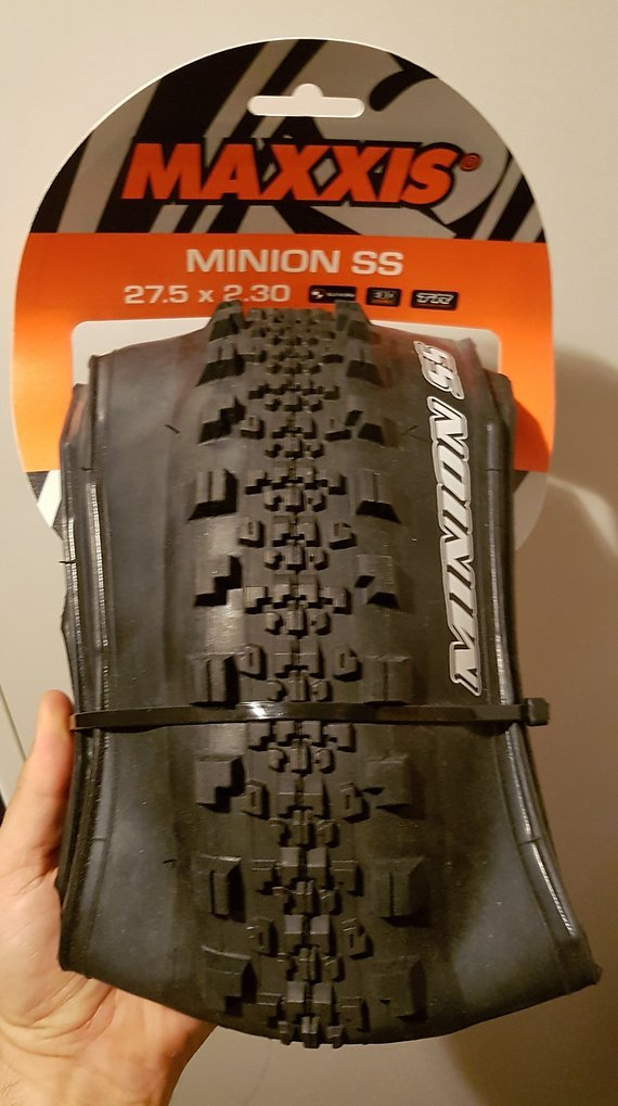 Maxxis Minion Ss 27,5X2,3 EXO Tubeless Ready