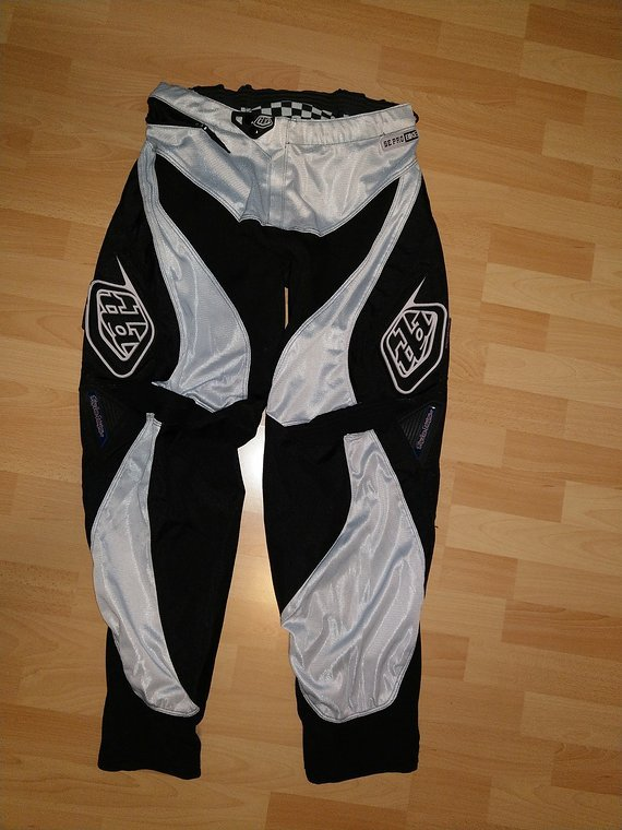 Troy Lee Designs TLD SE Pro Bike Pant Black / White Gr. 36